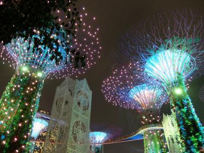 目指せ!JGC!!シンガポール 1泊3日 13~14レグ 2・3日目~マリーナベイ周辺で~