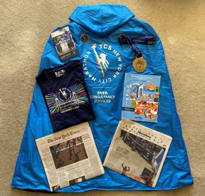 2020年ニューヨークシティマラソン一般抽選エントリー応募期間は1月30日~2月13日発表2月26日
