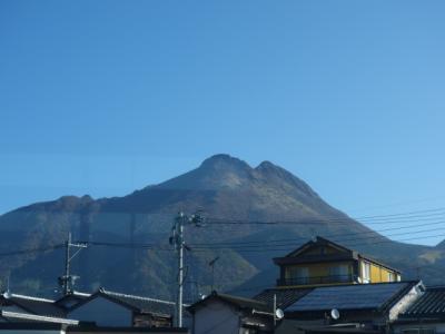 2019 大分県 父子2人旅~ 由布岳(1,580m) ~ 登山編 ~ 祖母山登頂あきらめ、翌日は由布岳へ ~