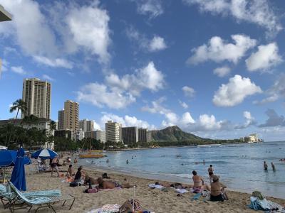 母と行く!初めてのハワイ①