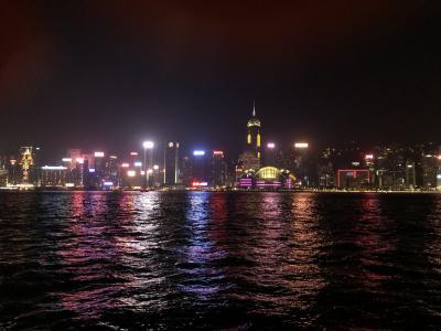 不安いっぱいの香港旅行