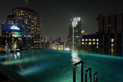 2019年10月雨季のバンコクは暑かった!ヒルトン・スクンビットホテル宿泊編
