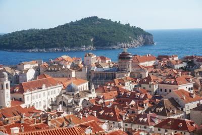 MSCシンフォニア:アドリア海クルーズ&イタリア旅行⑧ ~ドブロブニクとスイートキャビンでダニ被害発症~