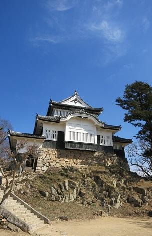 最も高い山城だけどとっても可愛い備中松山城