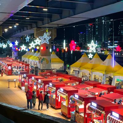韓国グルメ満載!大邱に夜遅くまで遊べるナイトマーケットがNEWオープン