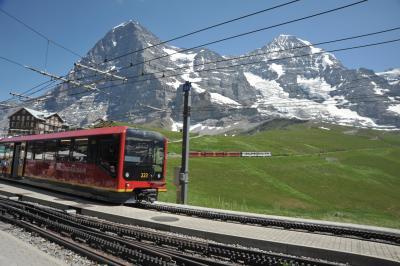 スイス花とハイキングの旅 2019総集編