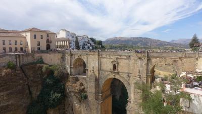 2019年8月 スペイン・アンダルシア地方一人旅(5)セビーリャ~ロンダ、セテニル
