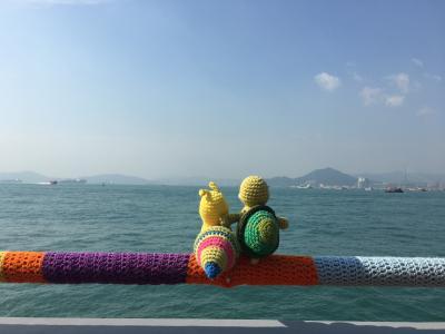 光復香港!やっと来れたよ~(;'∀')今日は平和な日曜日(のはず・・)さてどこ行こうー、な2日目の昼・夜の部