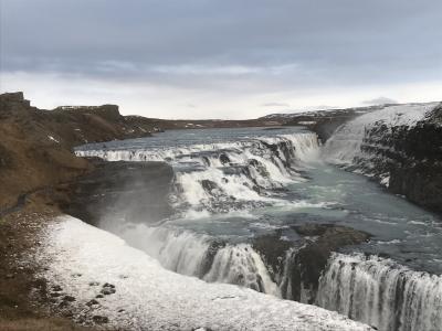アイスランド2019 その1 ~スカンジナビア航空、ゴールデンサークル~