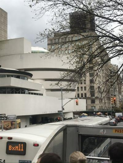 ニューヨーク、海外ドラマロケ地巡り。パーソン オブ インタレスト