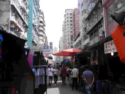 2019年9月夏休み 14 香港 秘密兵器のデバイスを買いにシャムシュイポーへ Sham Shui Po, Hong Kong