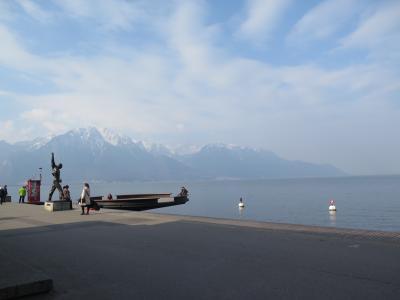 スイス 景勝地を尋ねて 1