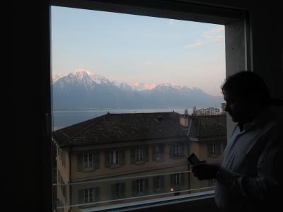 スイス 景勝地を尋ねて 2