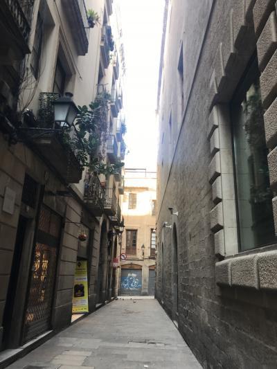 アリタリア航空で行く バルセロナ&ローマ 6日間②~バルセロナ観光~