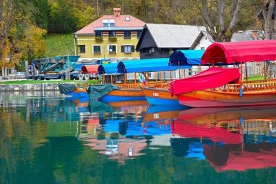 2019年11月クロアチア他(04) ブレッド湖(スロベニア)