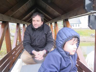 スイス 景勝地を尋ねて 3 モントルー、トゥーン湖、シュピーツ