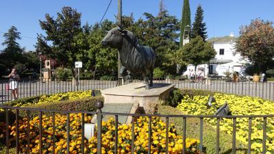 2019年8月 スペイン・アンダルシア地方一人旅(6)ロンダ〜グラナダ
