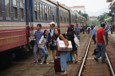 ベトナム、ミャンマー、タイ3国バス鉄道の旅(ホイアン→ダナン→フエ)