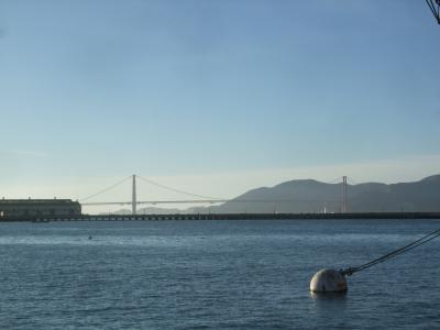 突然の米国出張通達でサンフランシスコへ オフタイムでベタ観光&ベタグルメ