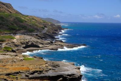 ハワイ旅行記2019 9月4日 オアフ島東海岸からノースショア編