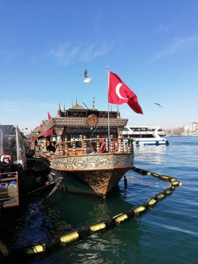 初の中東! 4連休でドバイ・イスタンブール