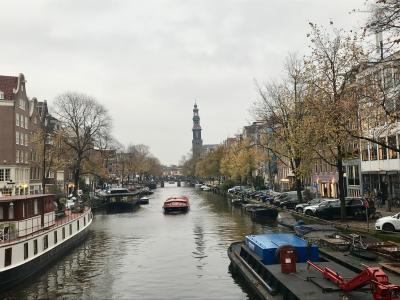 2019年11月 オランダ・ベルギー世界遺産巡りその5【4日目】オッテルロー~アムステルダム街歩き編