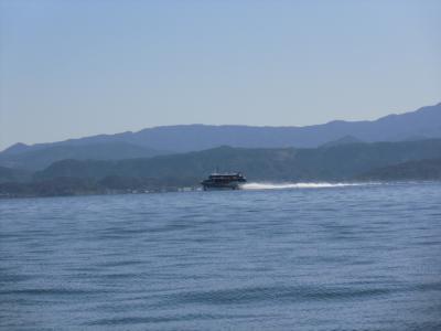 知林ヶ島沖に鯛釣りに行ってきました