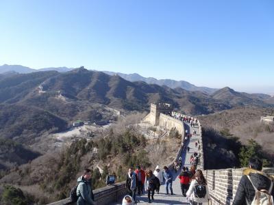 トラピックス初体験格安北京ツアー