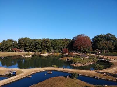 岡山・山陰2019秋旅行記 【1】岡山・後楽園