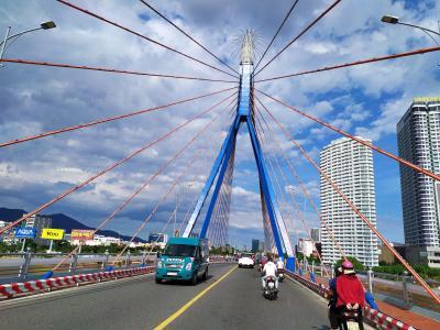 ベトナム第3の都市ダナン、3番目だけど規模は最大(その3 140円散髪リベンジと流血騒ぎ)