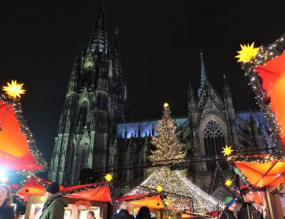 ドイツ 2019クリスマスマーケットの旅(ケルン)