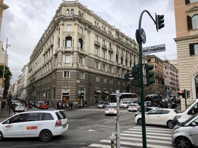 アリタリア航空で行く バルセロナ&ローマ 6日間⑤~ローマ市内観光~