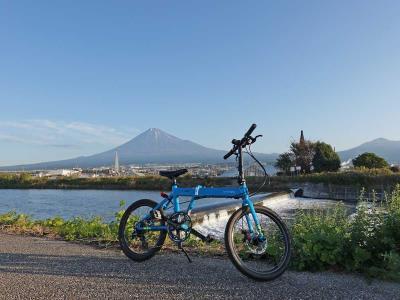 自転車でGO! 2019.11.17 =富士市内南西をウロウロ…=