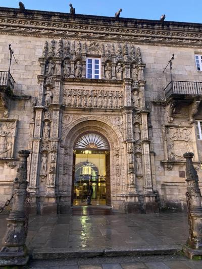 Camino de Santiago パラドール日記(4/4)