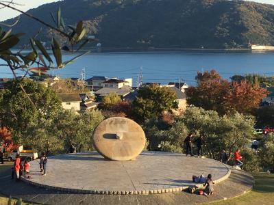 高松港から1泊2日で小豆島へ
