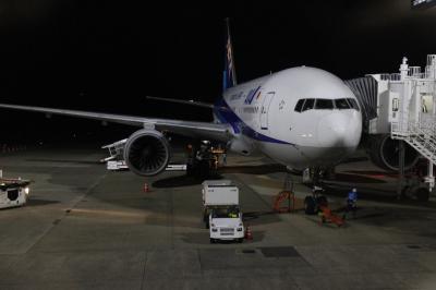 長崎→羽田、NH670便。大村の街を歩いた後、プレミアムクラスで帰京。