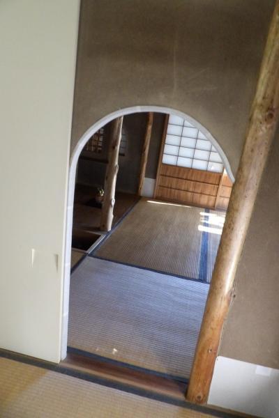 旧山本条太郎別邸(茶室)