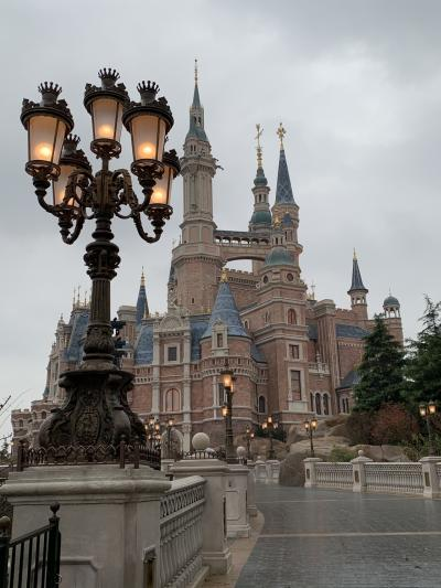 1泊2日上海ディズニーと街歩き