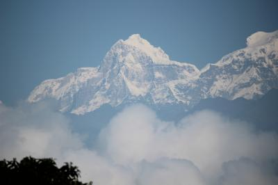 ネパール5日目、ゴルカ王宮の見学