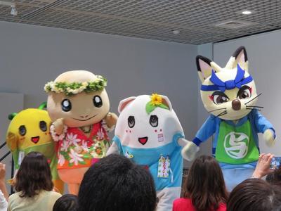 北海道・東北動物園めぐり⑪【秋田でご当地キャラに遭遇】