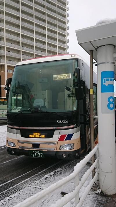令和元(2019)年11月29~12月1日、ぶらり青森(津軽号乗車記)
