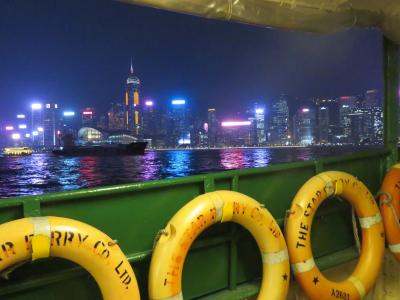 女子会で行く場所を香港に決め、今年の1月に申し込んでとても楽しみにしていました。…歴史の重大な転換期にその場にいたような…そんな感じでした
