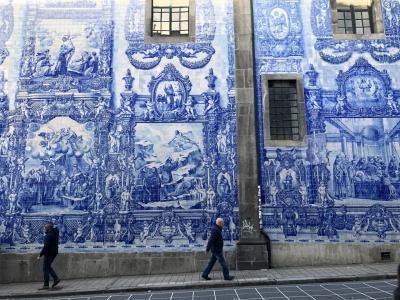 11月ポルトガル女子二人旅 前半 ポルト編