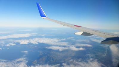大阪2つの新ホテル宿泊目的2泊3日の旅【福岡~大阪/関西 ANA1702便搭乗編】