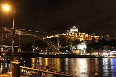金平糖と冬のポルトガル 3   ポルトの昼と夜  + 世界遺産コインブラ