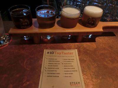 2019年11月:バンクーバー3泊5日(ビール好きにはたまらない街・・・飲み比べをハシゴしたよ!)