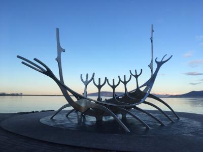 アイスランド2019 その4 〜ブルーラグーン、オーロラ、レイキャビ…