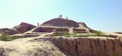中央アジアの旅 第8日目 タシケント→ウルゲンチ(カラカルパクスタン)→ヒワ