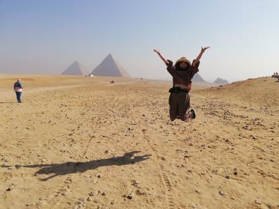 エジプト・トルコ2カ国親子3人旅~その2