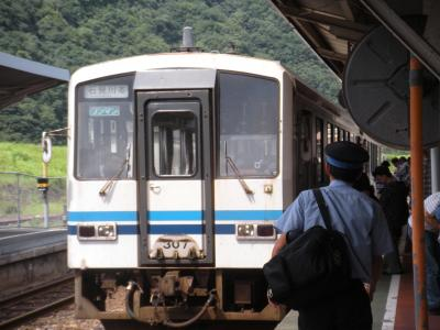 三江線最後の夏